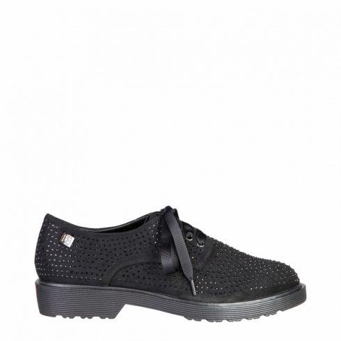 Laura Biagiotti Nő Csipkés cipő 2007_BLACK MOST 63551 HELYETT 10594 Ft-ért!