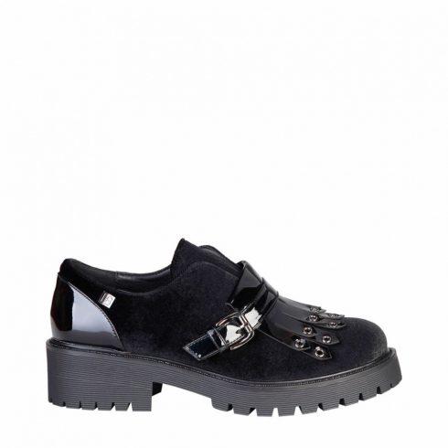 Laura Biagiotti Nő Alacsony cipő 2254_BLACK MOST 72695 HELYETT 12366 Ft-ért!