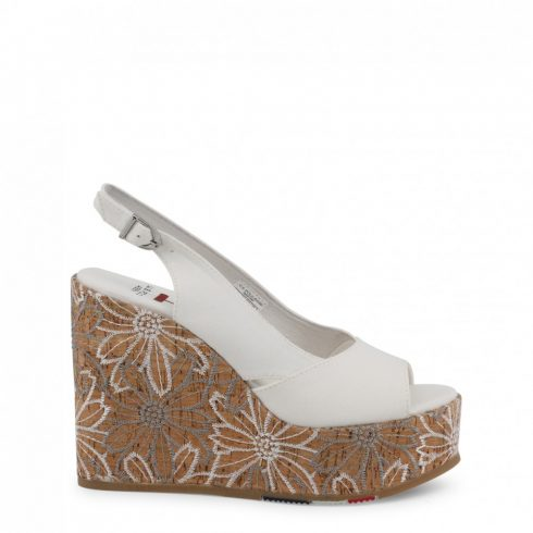 U.S. Polo Assn. Nő Telitalpú cipő GOLDY4072S9_T1_WHI MOST 45263 HELYETT 20551 Ft-ért!