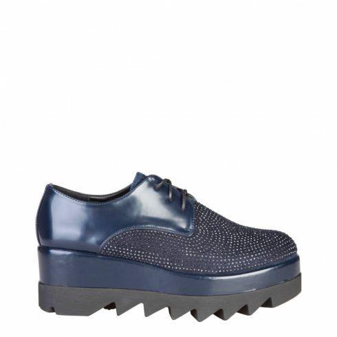 Ana Lublin Nő Csipkés cipő LEILA_NAVY MOST 45263 HELYETT 4217 Ft-ért!