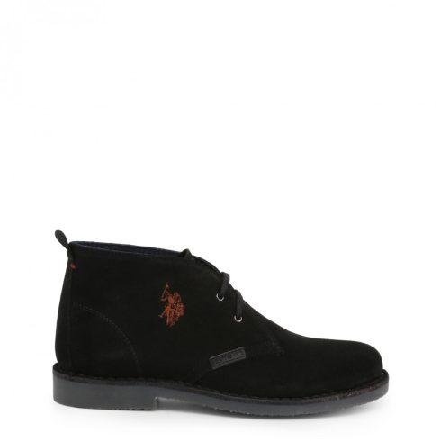 U.S. Polo Assn. Férfi Csipkés cipő MUST3119S4_S19A_BLK MOST 52578 HELYETT 22585 Ft-ért!