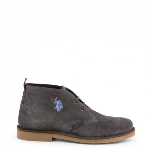 U.S. Polo Assn. Férfi Csipkés cipő MUST3119S4_S19A_GREY MOST 52578 HELYETT 22585 Ft-ért!