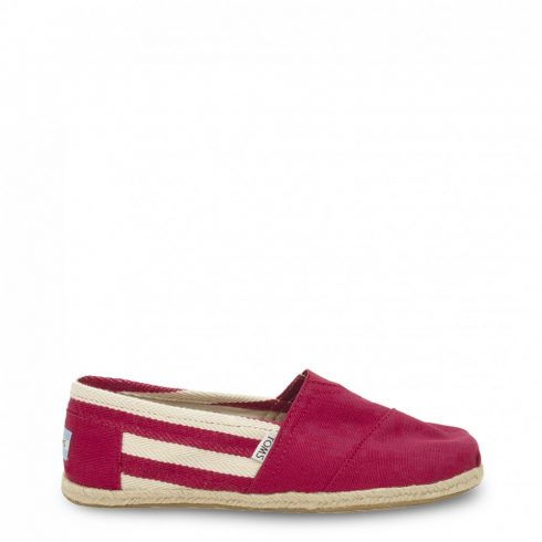 TOMS Férfi Slip-on UNIVERSITY_10005420_RED MOST 29718 HELYETT 11983 Ft-ért!