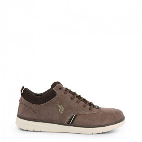 U.S. Polo Assn. Férfi Csipkés cipő YGOR4125W9_S1_MUD MOST 52578 HELYETT 22585 Ft-ért!